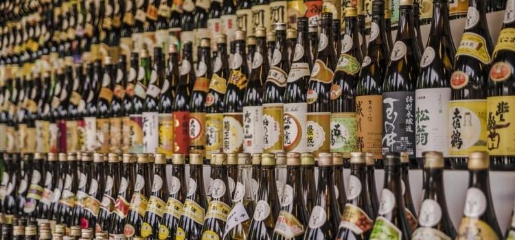 Sake - tất cả về thức uống của Nhật Bản làm từ gạo