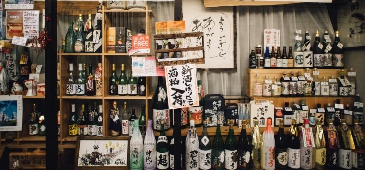 Thức uống ở Nhật Bản - danh sách từ vựng