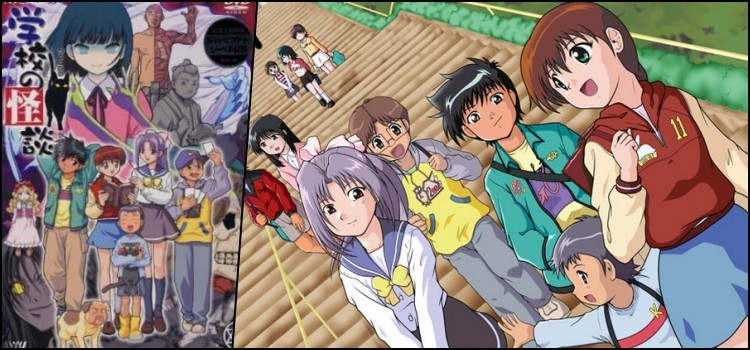 Histórias de Fantasmas - Um anime um tanto controverso - historiasdefantasmas 1
