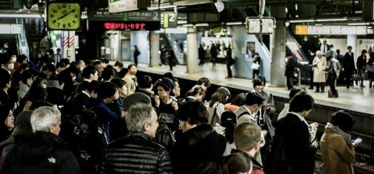 Quanto custa viajar para o Japão? - trem japao 3