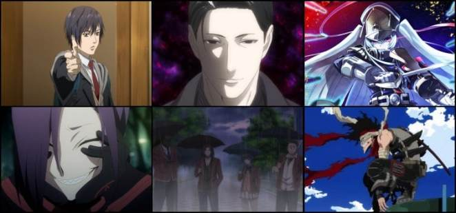 Anime Awards - Os Melhores animes do ano de 2017