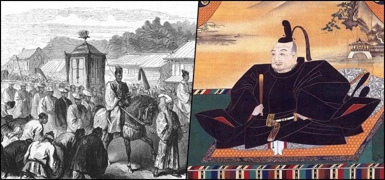Daimyo - os senhores feudais do Japão -  1
