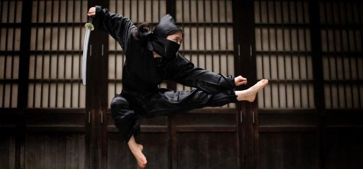 Ninjutsu: aprende todo sobre el arte ninja