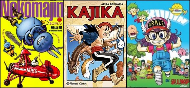 Akira Toriyama - Curiosidades e suas grandes obras 3