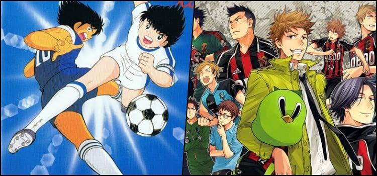 Animes de Futebol - Lista com os melhores do gênero
