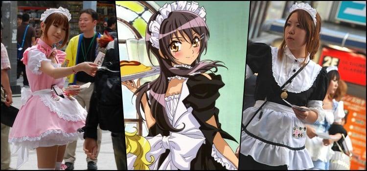 Maid - maid - ¿por qué tienen éxito en Japón?