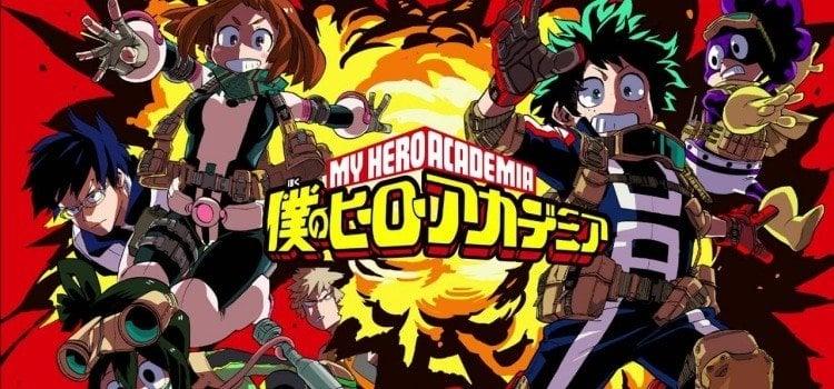 Os melhores animes de 2017 + Lista completa 1