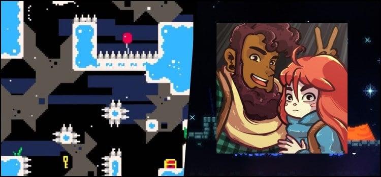 Celeste - đánh giá - trò chơi megaman mà chúng tôi muốn