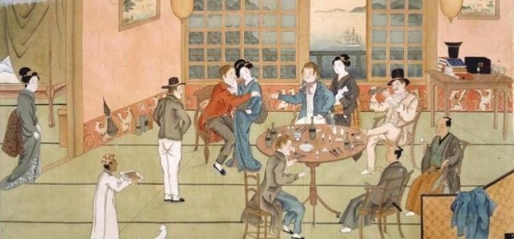 Comércio escravo de japoneses pelos portugueses - escravida portuguesa 1