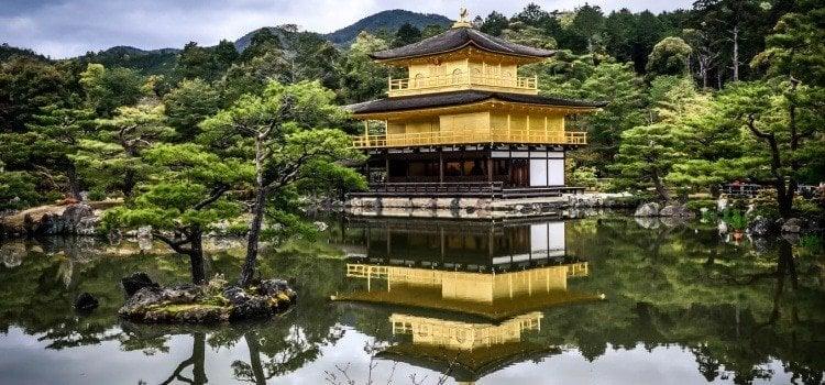 Os 50 mais populares pontos turísticos do Japão
