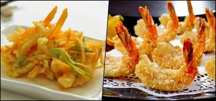 As 100 comidas japonesas mais populares do Japão - tempura2 1 9