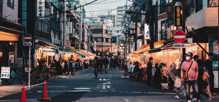 Dubai x Japão - Destinos Interligados
