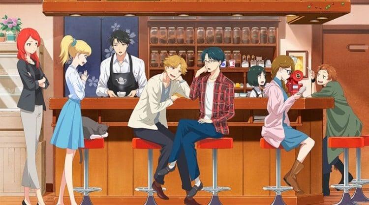 Senpai e Kouhai - Qual significado e a relação entre eles? - Tada kun wa koi wo shinai anime 2