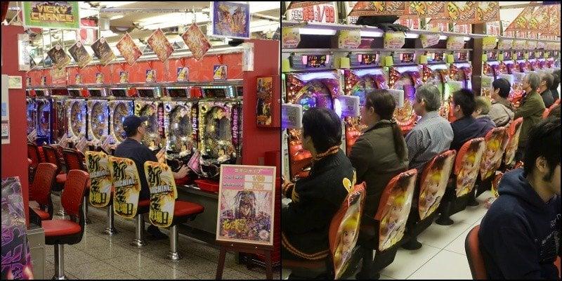 Pachinko - Máquinas de aposta no Japão - pachinko3 3