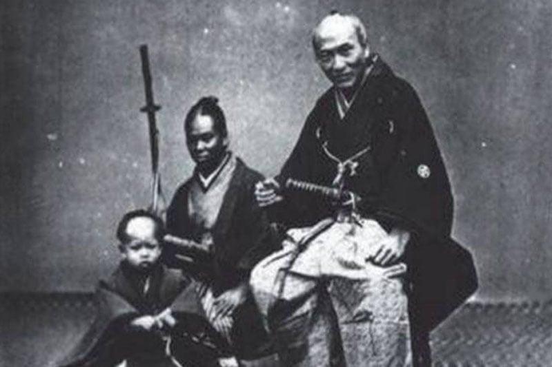 Yasuke, o samurai negro - História do Japão - yasuke 2
