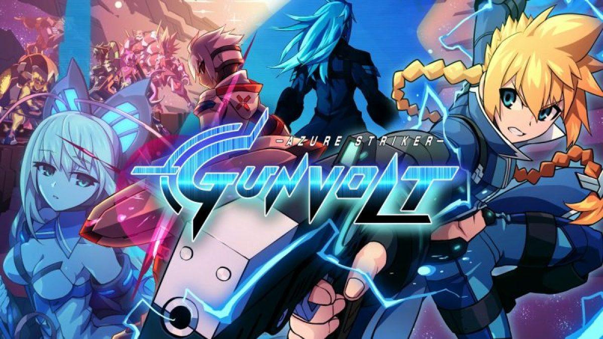 Azure Striker Gunvolt - Um jogo no estilo Megaman de respeito! - gunvolt 1