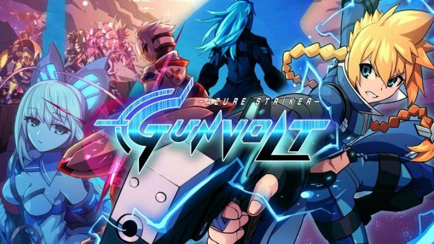 Azure striker gunvolt – um jogo no estilo megaman de respeito!