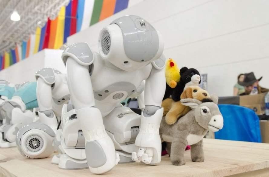 Japão - setores de aplicação da ciência e tecnologia - robo tecnologico 4