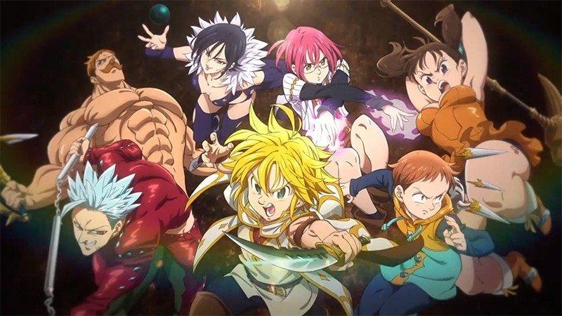 Os melhores animes de fantasia - Isekai, magia, poderes