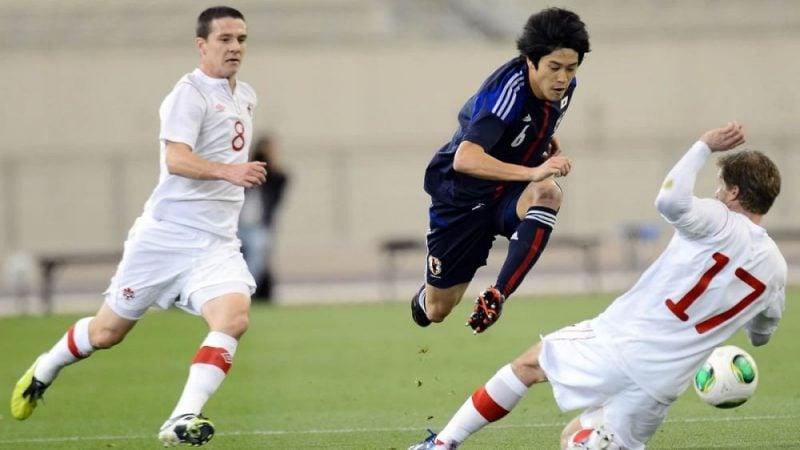 O sucesso das apostas esportivas - japao futebol azul 1