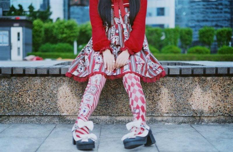 9 Ideais e Princípios da Arte e Cultura japonesa - lolita capa 1