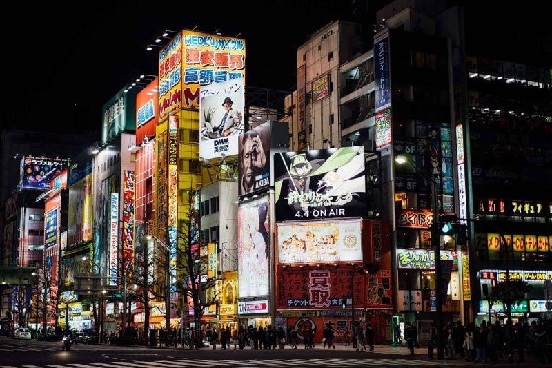 Yodobashi Camera - A maior loja de eletrônicos do Japão - akihabara tokyo 4