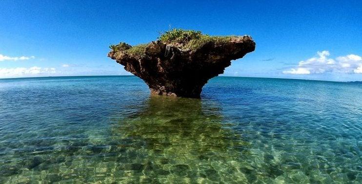 Sumô - A vida dos Lutadores e Curiosidades - praia pedra japao 6
