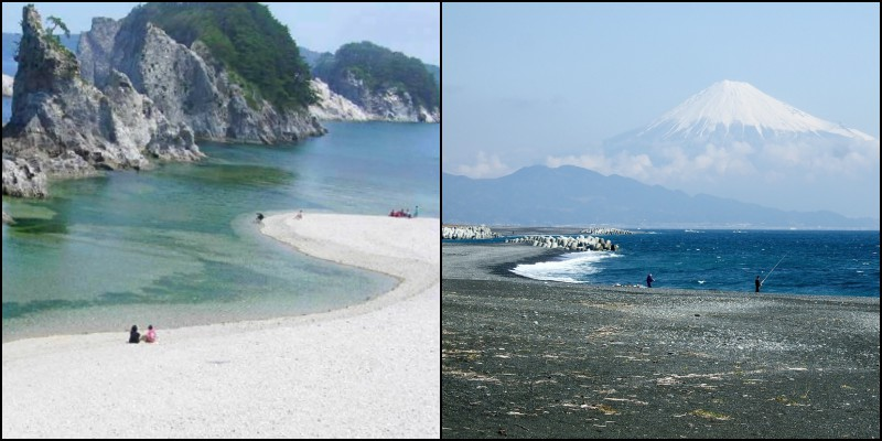 As melhores praias do Japão