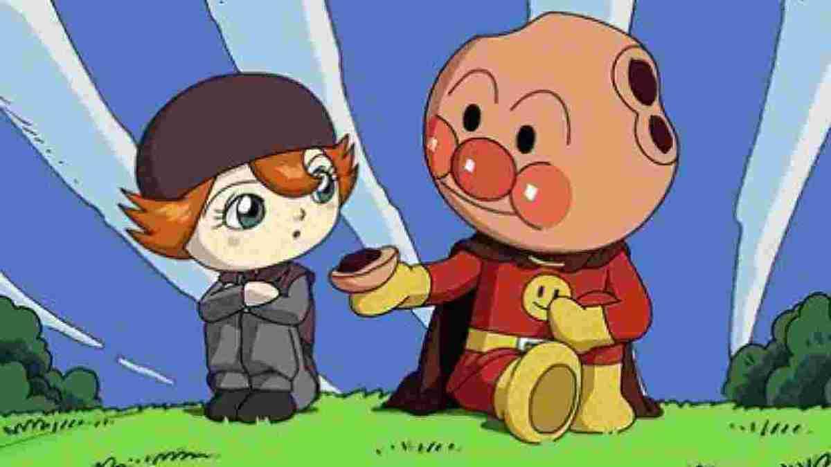 Anpanman - Um do mais populares super-heróis do Japão 1