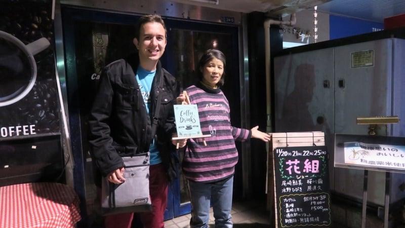 Sự sẵn lòng giúp đỡ của người Nhật - kinh nghiệm