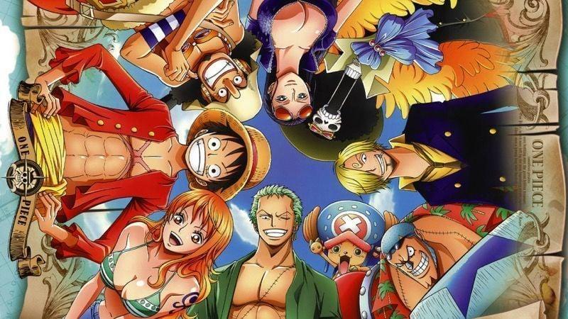 """O mistério do """"D"""" e o significado de One Piece - one piece 3"""