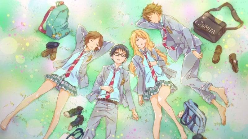 Os 50 animes mais bonitos de todos os tempos