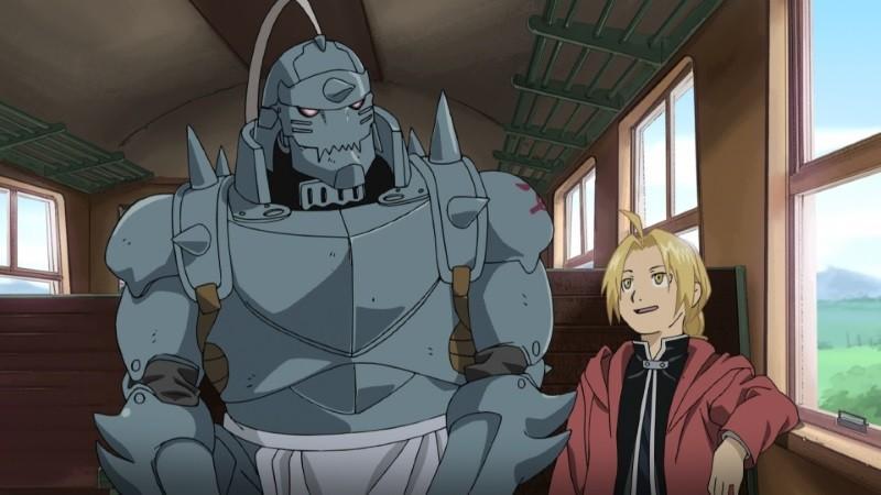 Fullmetal Alchemist - Informações, Manga e curiosidades - ed al 2