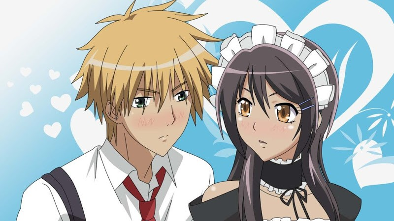The best school anime + TOP 200 list - kaichou wa maid sama 4