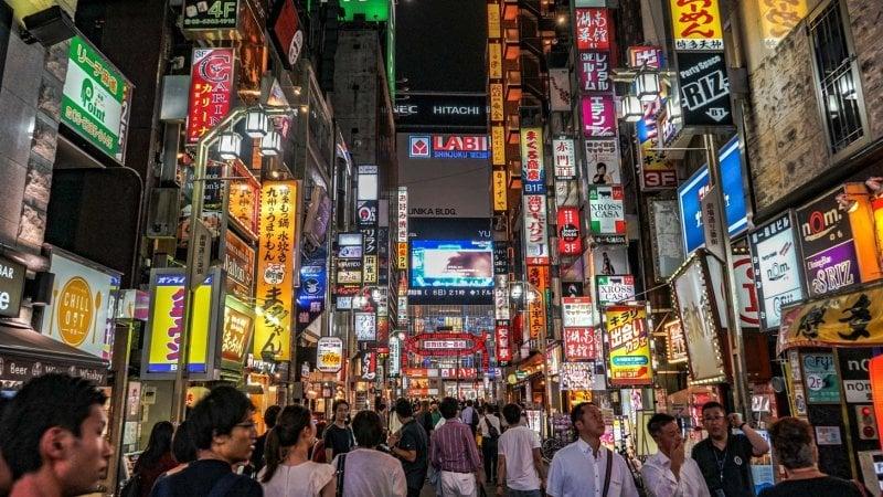 Japão saúda os eSports - tokyo 1