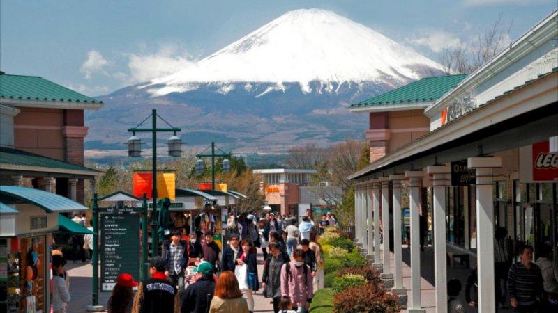 Os melhores locais para ver o Monte Fuji - gotenba 2