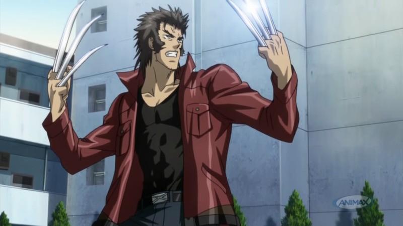 Anime Marvel và DC - các siêu anh hùng của phương Tây