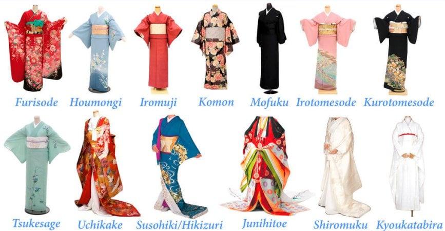 Kimono - Tudo sobre a roupa tradicional japonesa - Suki Desu