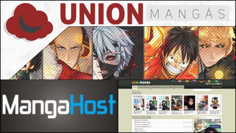 The best sites and fansubs to read manga from Brazil