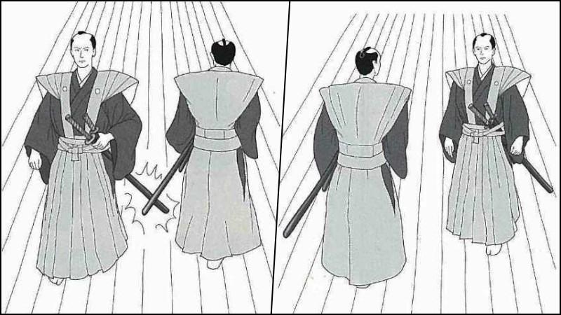 Por que o Japão usa mão Inglesa? Dirige pela Esquerda? - samurais circula 3