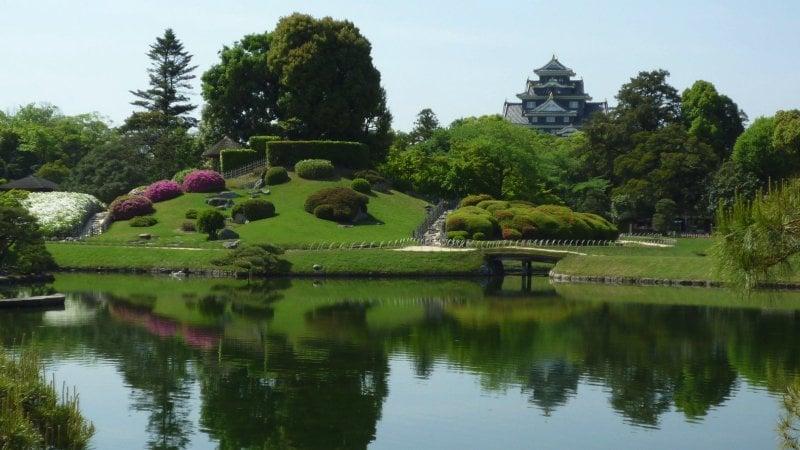 Kenrokuen, Korakuen e Kairakuen - Os 3 Grandes Jardins do Japão