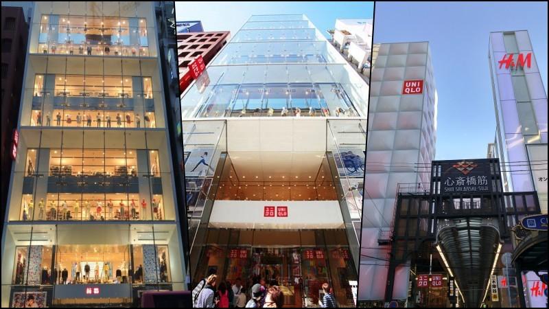 UNIQLO - A loja de roupas mais barata do Japão - lojas uniqlo 3