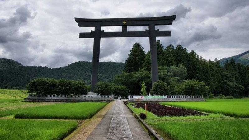 Significado de Torii - 5 Maiores portais do Japão