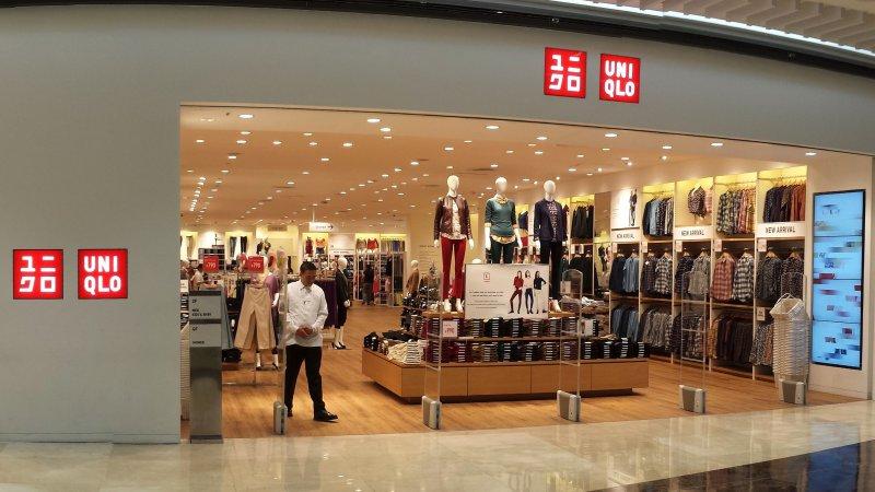 Uniqlo – a loja de roupas mais barata do japão