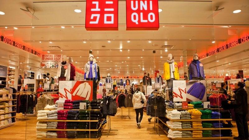 UNIQLO - A loja de roupas mais barata do Japão -  2