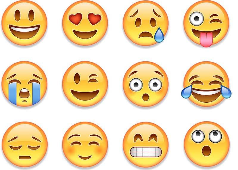 Emojis - De 90 à 2600+ em 20 anos - 4emoji 1
