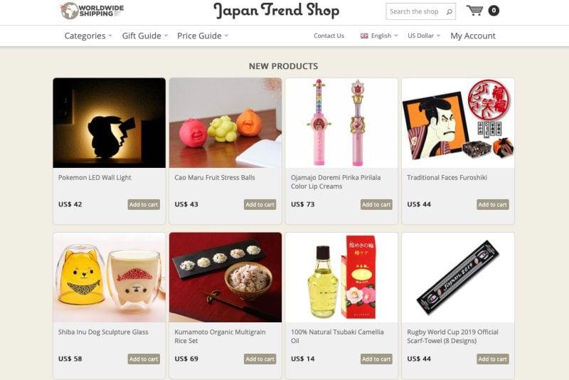 Os produtos Japoneses mais bizarros do Japan Trend Shop - japan trend shop 1