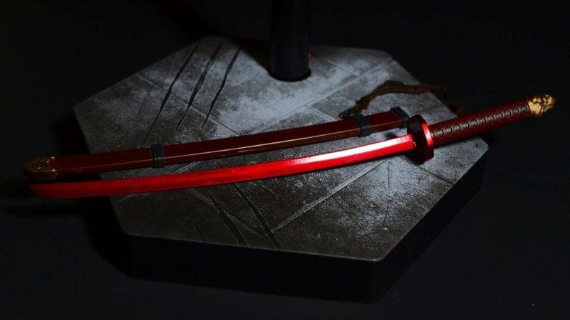 Muramasa - A espada amaldiçoada - katana muramasa 1