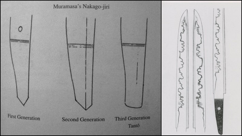Muramasa - A espada amaldiçoada - musarama carcteristicas 2