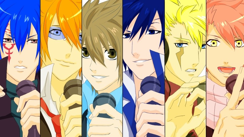 Uta no prince-sama - harem de música